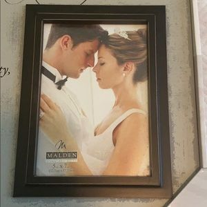 """Malden Other - """"Soulmates"""" Wedding Picture Frame NWT"""
